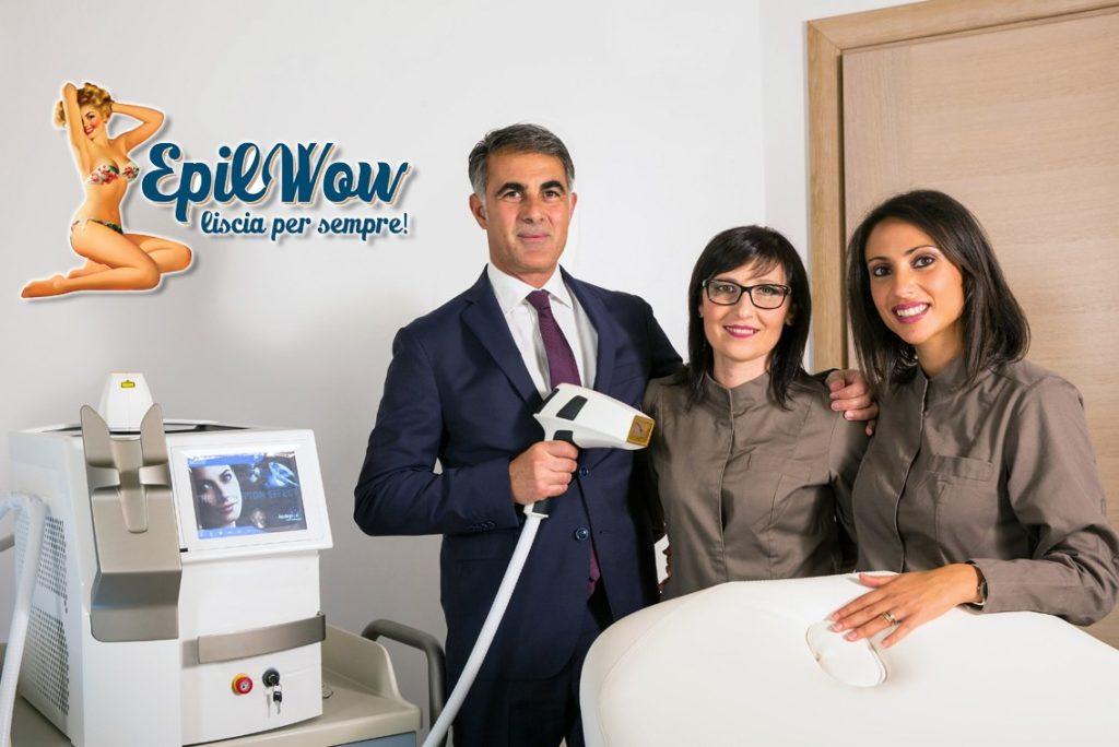 Dottor Antonio Pulvirenti Giarre, Catania studio epilazione depilazione laser
